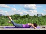 Пилатес. Упражнения для ягодиц и задней поверхности ног