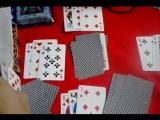Гадание на игральных картах.Расклад о жизни человека.