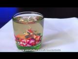 Как сделать прозрачные гелевые свечи в домашних условиях