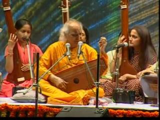 Pandit Jasraj, Bhavani Shankar etc. – Rane Tero Chir Jiyo Gopal
