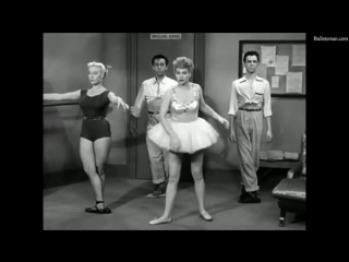 I love lucy- lucy meets madame lemond (ballet)