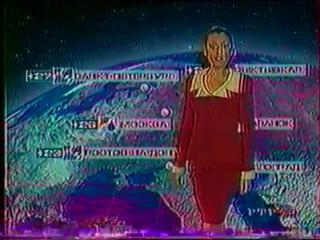 staroetv.su / Прогноз погоды (РТР, 18.06.2002)