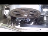 Метки зажигания на инжекторе. Замена ремня ГРМ на 8кл моторе. Зазор между ДПКВ и шкивом зажигания