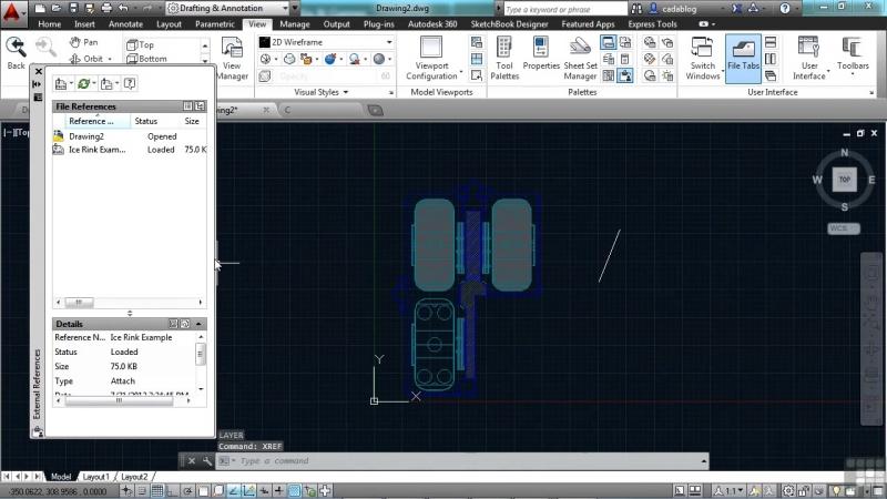 AutoCAD Training 0202 XRef Management Enhancements