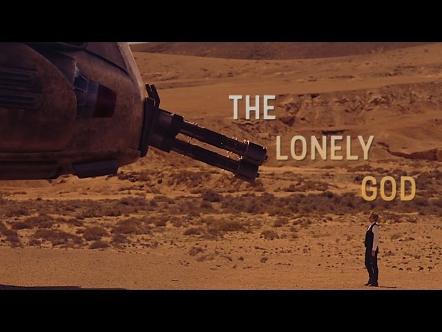 Doctor Who. The Lonely God