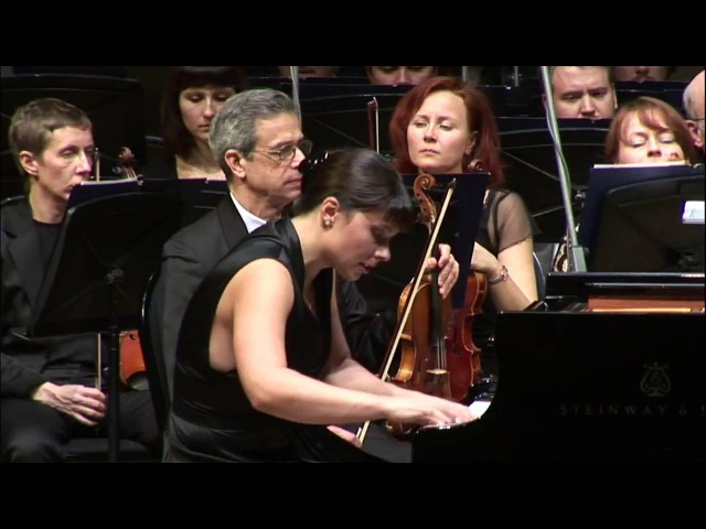 Ekaterina Mechetina plays Rachmaninoff's Piano Concerto No. 3