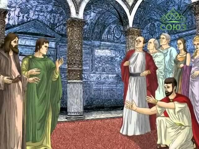 14 июля Святые мученики и бессребреники Косма и Дамиан