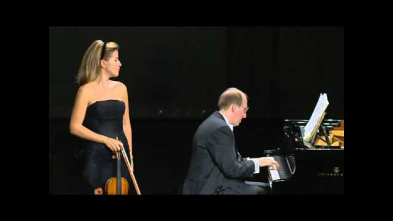 Beethoven Violin Sonata No 9 Op 47 Kreutzer - Anne Sophie Mutter, Lambert Orkis Zohari