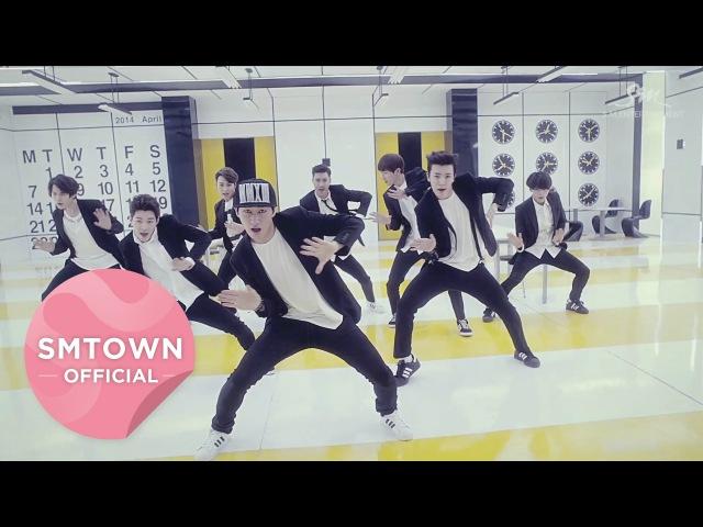Super Junior-M_SWING_Music Video (KOR ver.) » Freewka.com - Смотреть онлайн в хорощем качестве