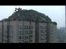 Китаец построил себе виллу на крыше высотки новости
