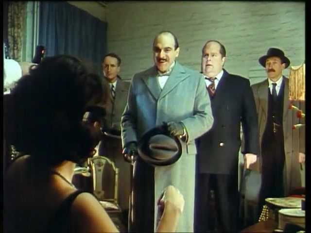 Пуаро Агаты Кристи. Приключения с дешевой квартирой (1990)