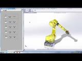 LabView + Solidworks (управление 3D сборкой) (интро)