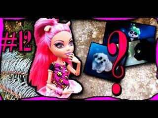 Vlog Howleen #12 | Где же я беру эти картинки | Stop motion Monster High |