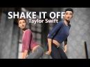 Sims 4 Dance Machinima - Shake It Off (Taylor Swift)
