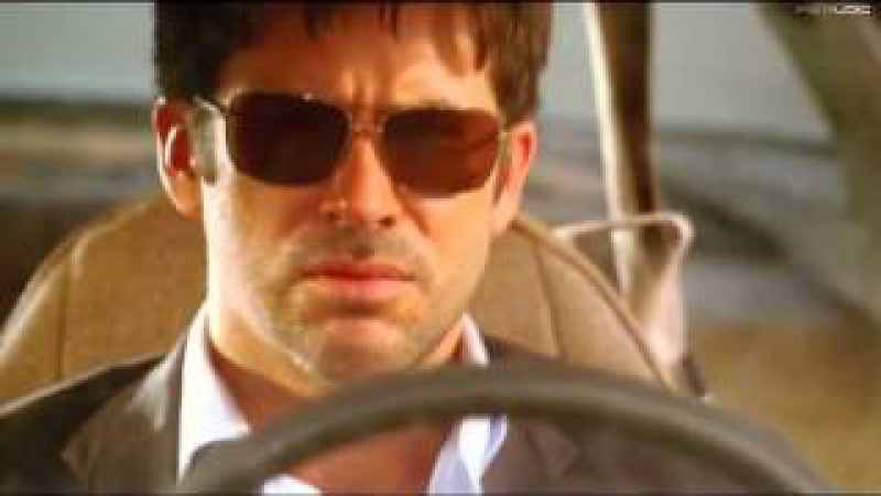 Johnny Cash - Solitary Man Extended - HD - Stargate Atlantis - Episode Vegas - Joe Flanigan