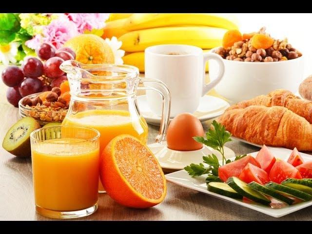 Великий Пост. Меню и рецепты Поста. Правильное сбалансированное питание во время Поста.