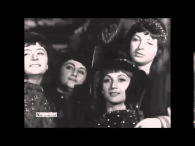 Песня из кф Хевсурская баллада. Грузия-фильм, 1966