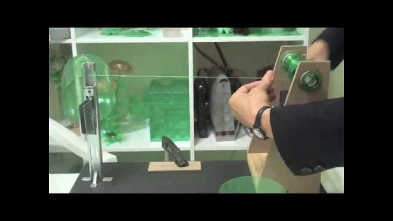 Как сделать верёвку из пластиковой бутылки . Роспуск пластиковой бутылки на ленты