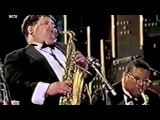 Illinois Jacquet Big Band - Tickle Toe - Bugrhausen, Germany 1996