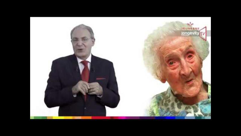 JEUNESSE® ПОКОЛЕНИЕ МОЛОДОСТИ Longevity TV Episode 6 Understanding Finiti, рус 1