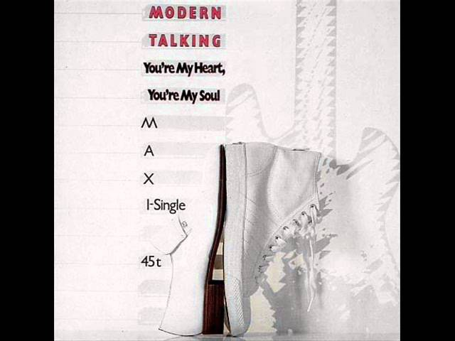 Modern Talking - You're my Heart, You're my soul (MAXI-Single)
