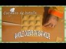 Аргентинские равиоли с баклажанами и творогом / RAVIOLES CASEROS, SIN MOLDE Ravioles caseros rellenos de Berenjena y ricota sin usar molde
