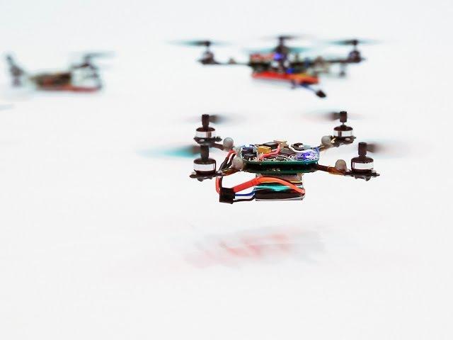 The Future of Flying Robots | Vijay Kumar | TED Talks