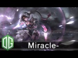 OG. Miracle- Templar Assassin Gameplay - Ranked Match - OG Dota 2