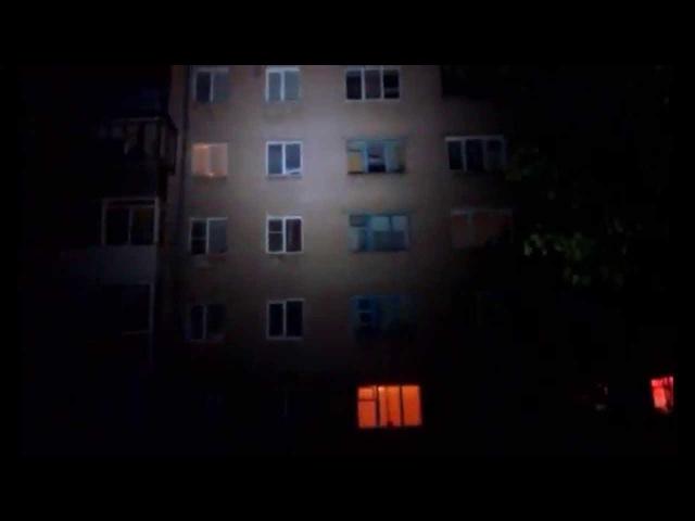 фара искатель - прожектор на крышу авто 40W . Headlight finder - Spotlight on the roof cars 40W