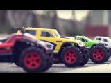 Покатушки по бездорожью на крутых РУ машинках SUBOTECH от GearBest!
