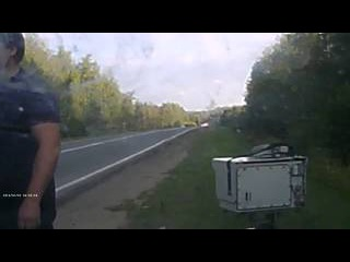 В Липецкой области побили оператора камеры видеофиксации