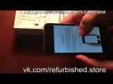 iPhone 5s Refurbished | Обзор восстановленного айфона от Refurbished Store