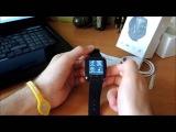Мини обзор  Смарт часы Smart U8 Watch