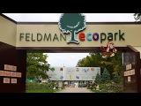 VLOG: Зоопарк. Контактный зоопарк. Общение с животными. Фельдман Экопарк.