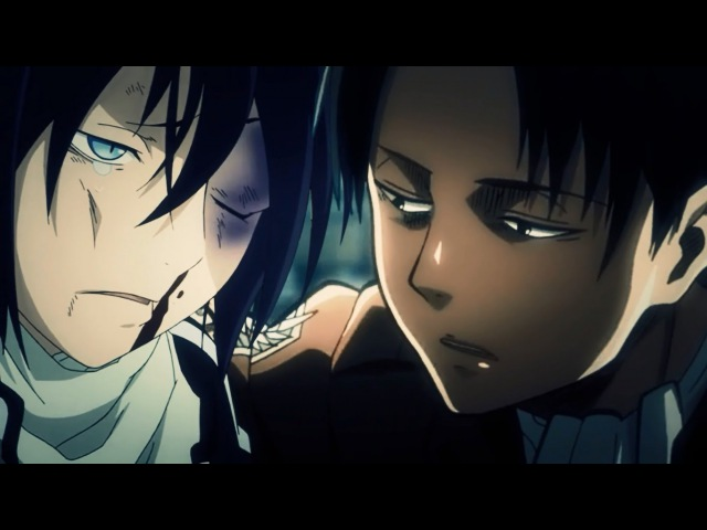 [Yato x Levi] Trouble is my Friend [Crossover AMV]