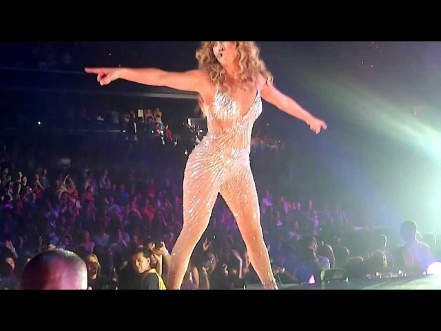 Jennifer Lopez Concert I'm Into You Waiting FT July 28, 2012 Verizon Center Washington D.C.