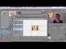 Передвижение картинки в видео в сони вегас Sony Vegas Pro 12 0
