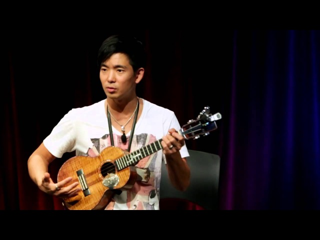 Jake Shimabukuro: Grand Ukulele | Musicians at Google