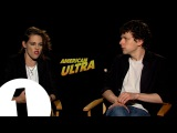 OUT THIS WEEK | R1 Movies: American Ultra Review with Jesse Eisenberg & Kristen Stewart Interview