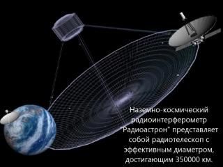 «Радиоастрон» разглядел ядро галактики в созвездии Ящерицы с рекордной детализацией