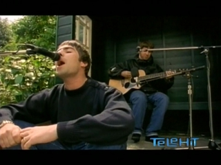 Oasis - Stand By Me (acoustic, Cheshire, July 1997)
