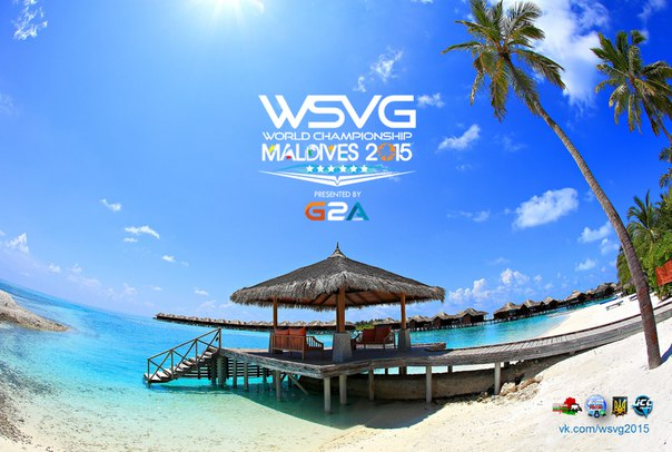 WSVG Maldives 2015