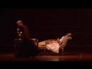 Балет Дама с камелиями в Большом театре 6 декабря 2015 года