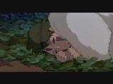 аниме мультфильм принцесса мононоке песня lies