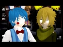 MMD x FNAF Don't Judge Challenge