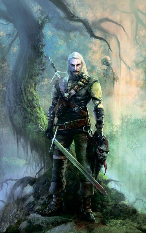 Купить постеры The Witcher (Ведьмак)