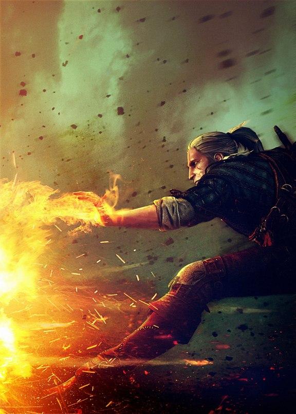 Купить постеры из игры Ведьмак 2: Убийцы королей (The Witcher 2: Assassins of Kings)