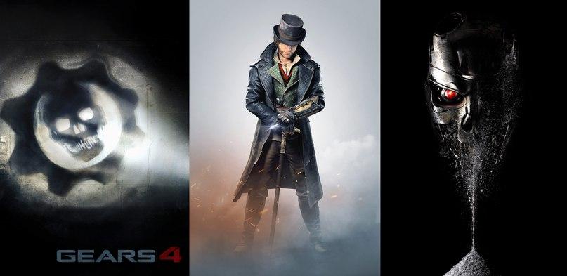 Купить постеры из игр и фильмов