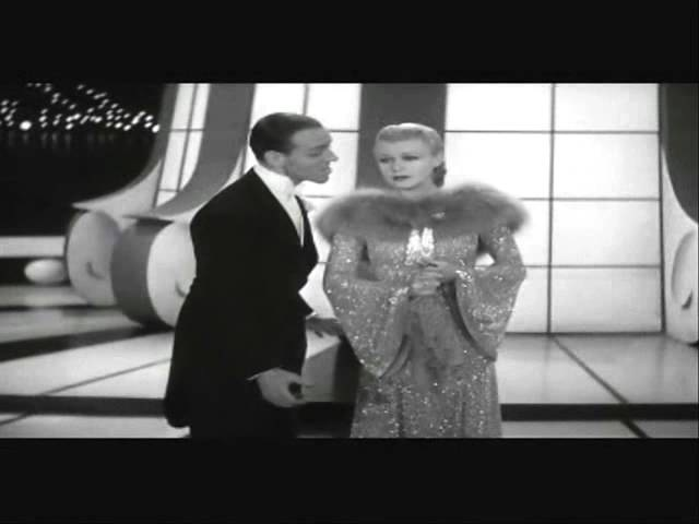 Fred Astaire Ginger Rogers: Let's Face The Music And Dance 1936