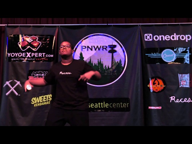 Colin Beckford - 1A Final - 6th Place - PNWR 2016